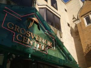 Grosvenor Centre Abington Street  entrance